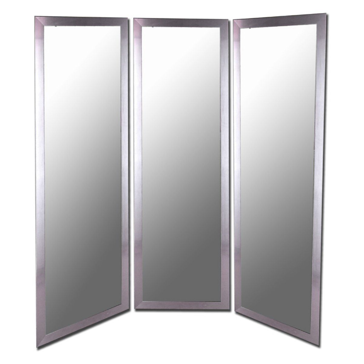Tri Fold Mirrors To Be Used During The Auditions And Rehearsals Mirror Wall Trifold Mirror Wall Paneling