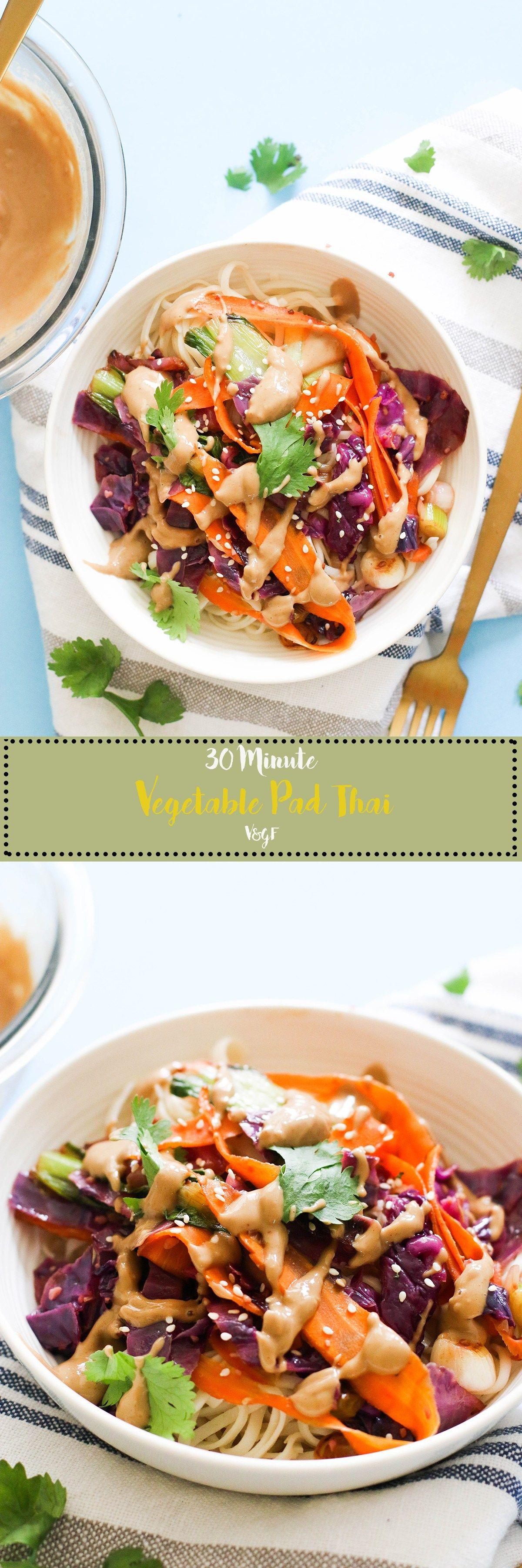 thai food menu veg