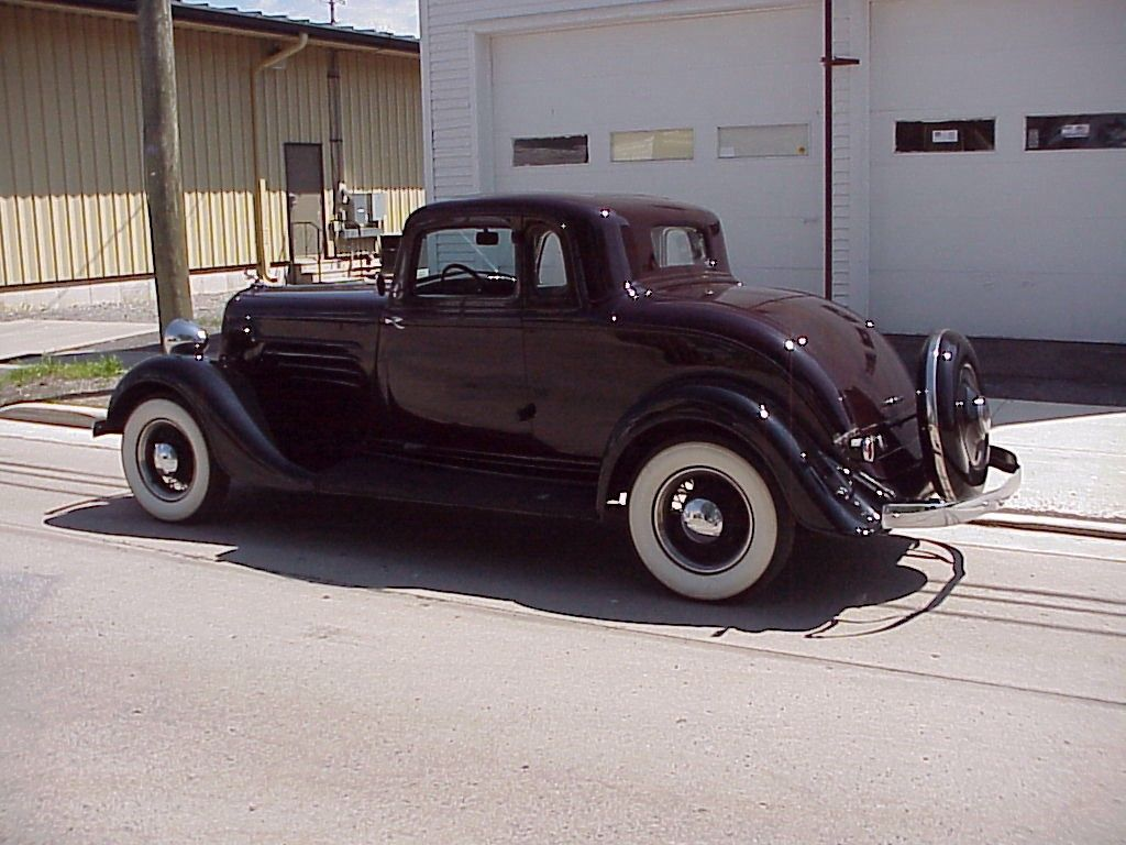1934 Dodge 5 Window Coupe This Cars Classic Cars Cars Hot Rods Cars