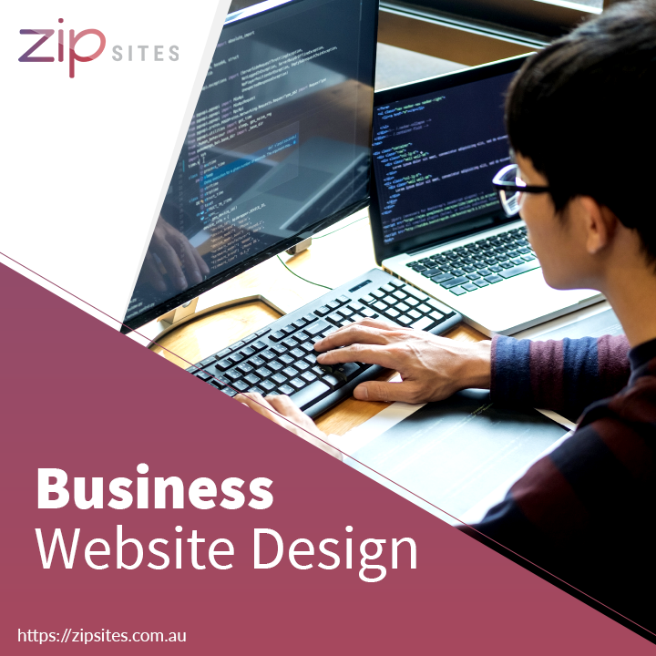 Business Website Design Gold Coast Zipsites Business Website Design Website Design Web Development Design