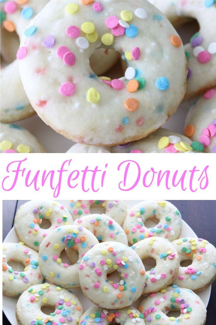 Cake mix donut recipe