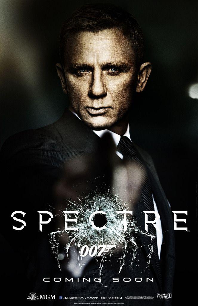 James Bond Spectre Posters Bond 24 Fan Art James Bond Spectre James Bond Movie Posters James Bond