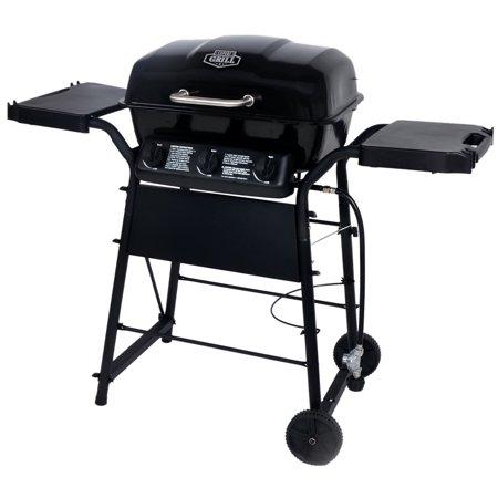 Expert Grill 3 Burner 30 000 Btu Gas Grill With Side Shelves