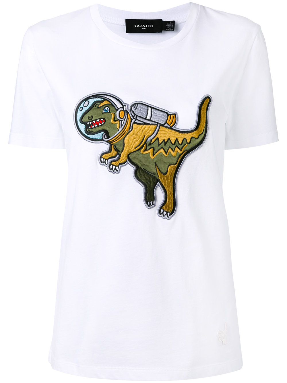 b6c71ced3244 Coach Space Rexy T-shirt