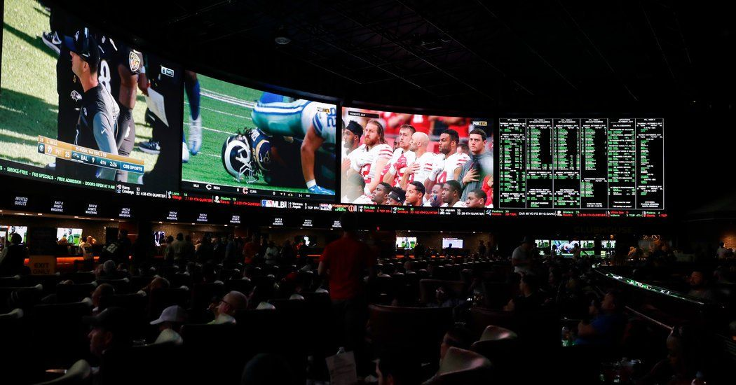 Among Bettors, College Football Is Shoving the N.F.L