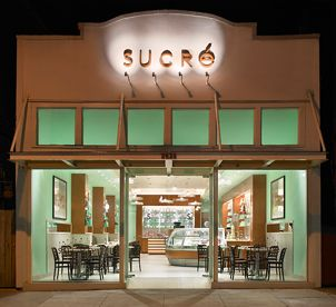 SnackSweets Sucre This Garden District sweets shop offers