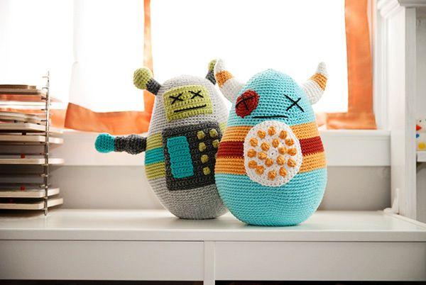 Crochet Amigurumi Superhero Called Baddies By Carey Huffman A Free