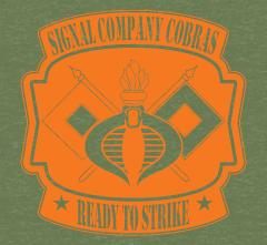 custom embroidery | Custom Military T-shirts and Sweatshirts