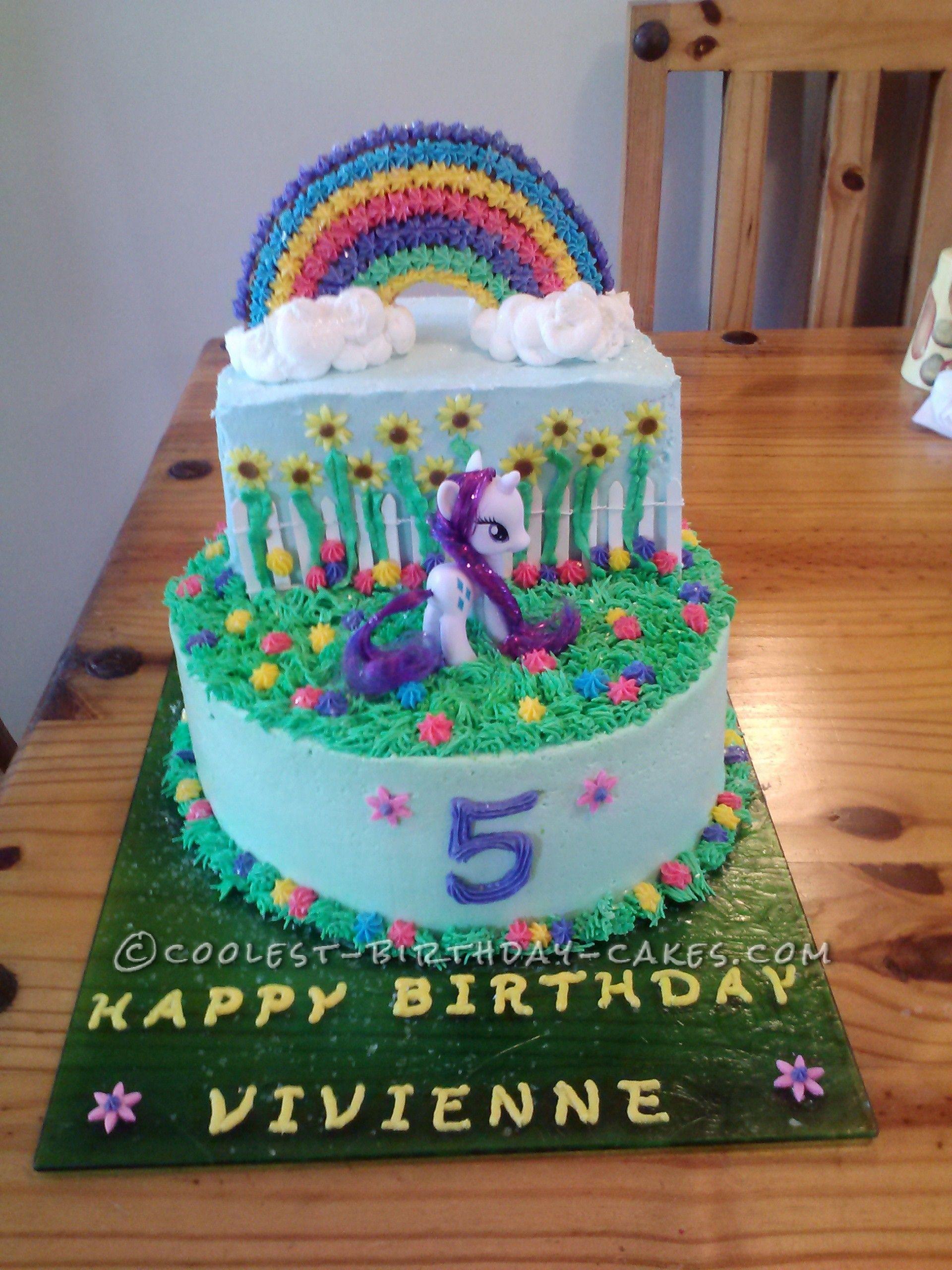 Coolest Unicorn Rainbow Cake Cool Birthday Cakes Savoury Cake Rainbow Unicorn Cake