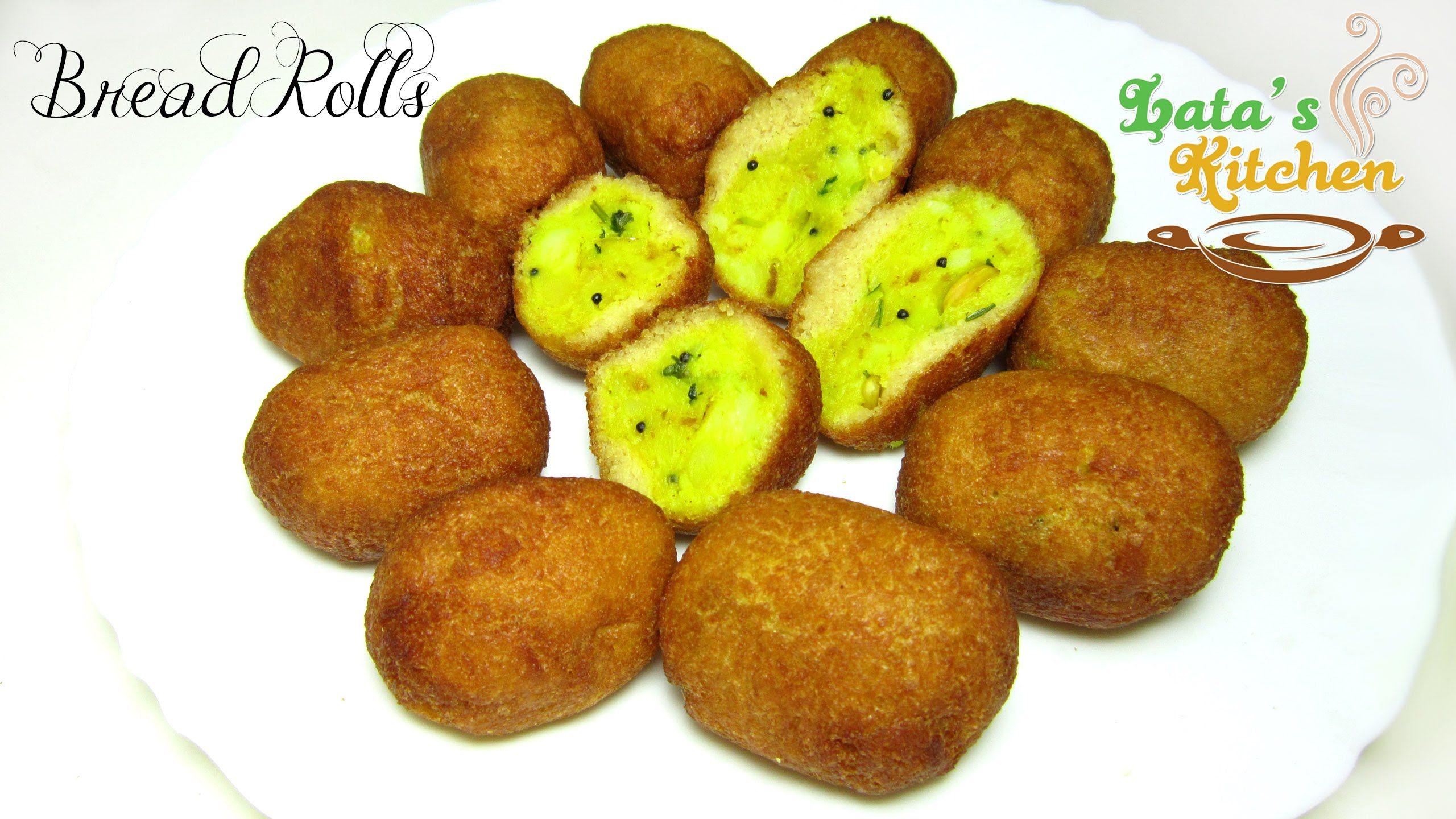 Bread potato rolls recipe indian vegetarian snack recipe video bread potato rolls recipe indian vegetarian snack recipe video in hindi with english subtitles forumfinder Image collections