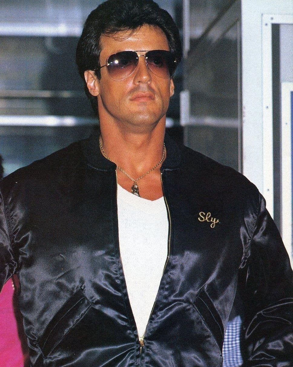555 Likes, 3 Comments - Sylvester Stallone Fan Page ...