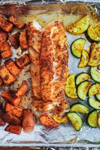 20 Macro-Friendly Recipes to Keep You on Track #fooddinners