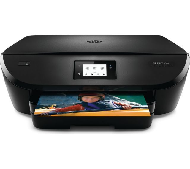 #HP Envy All In One Printer, Scanner And Copier With LCD