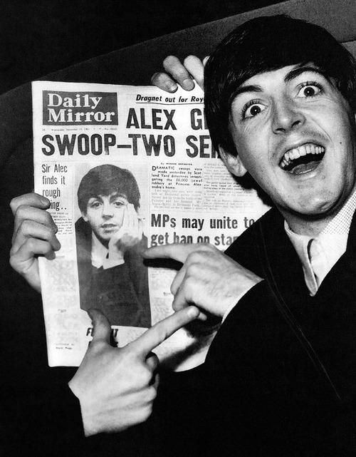 Oh, Paul. This is what I would do if I was famous