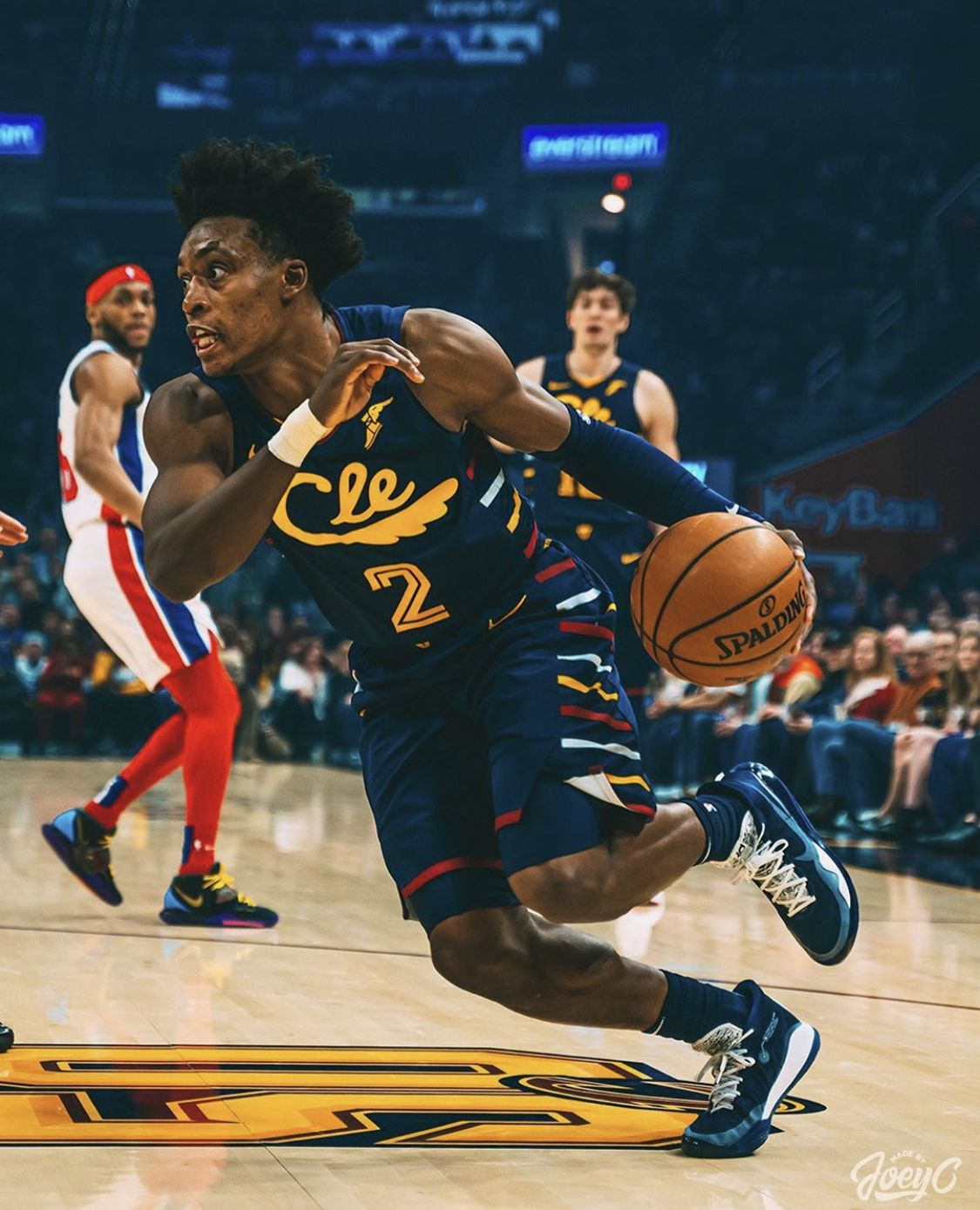 Pin By Daniel Son On Collin Sexton In 2020 National Basketball Association Basketball Association Cleveland Cavaliers