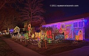 Christmas Lights Milwaukee.Candy Cane Lane Christmas Lights Milwaukee Best
