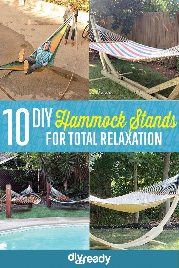 Diy hammock stands crafts pinterest diy hammock hammock stand