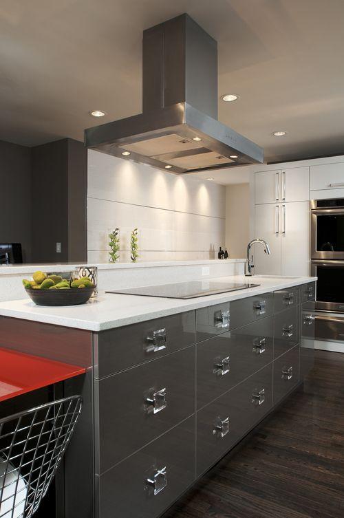 Burns Century Modern Designer Artist Contemporary Kitchen