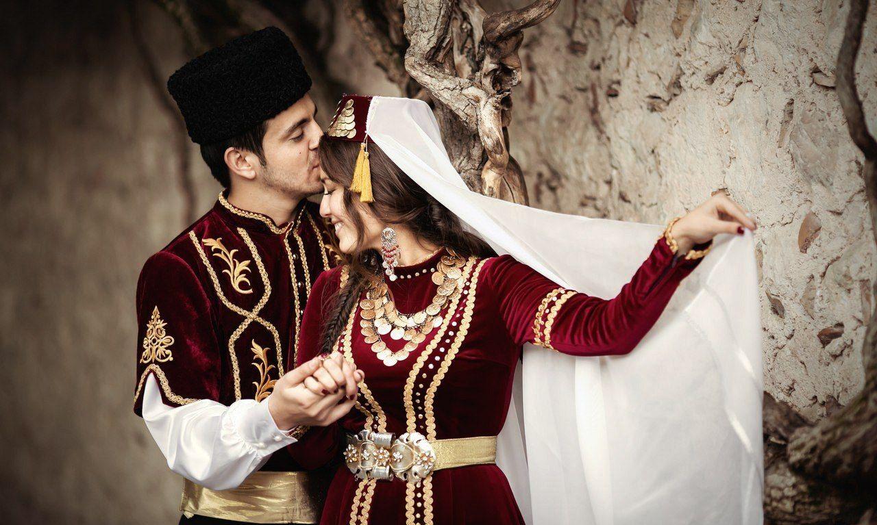 Татарский национальный костюм (88 фото)  женские модели и для девочки e58ba04c15f2f
