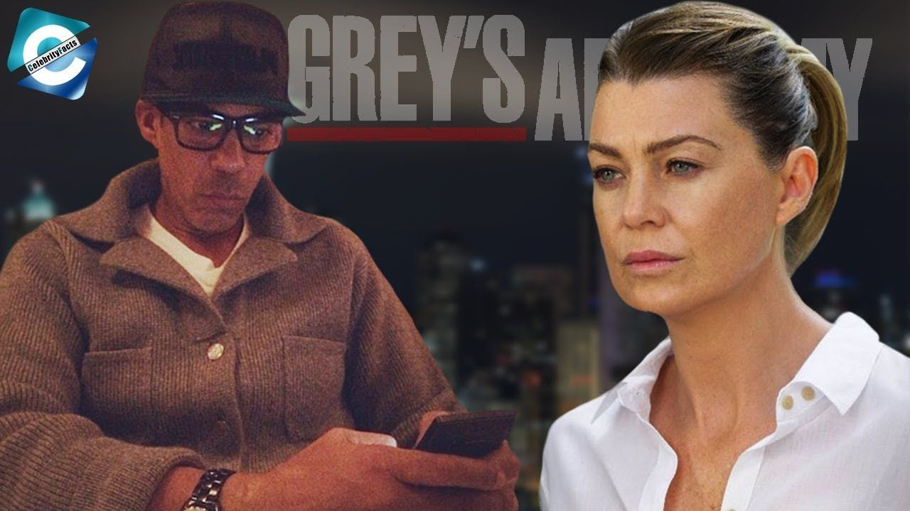 Ellen Pompeos Husband Chris Ivery Says No No To Greys Anatomy