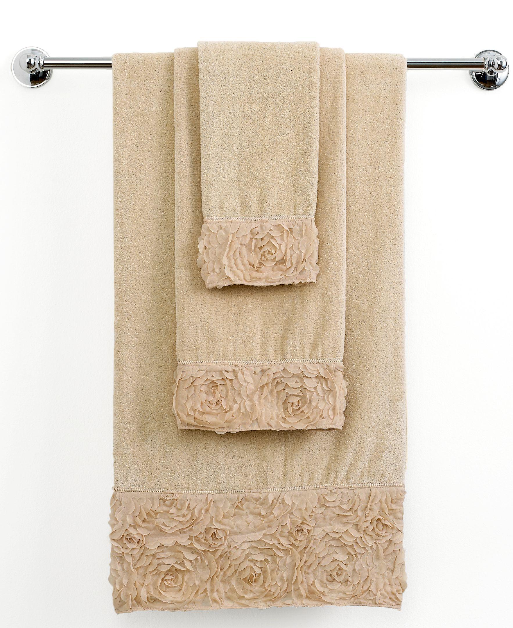 Avanti bath towels mademoiselle