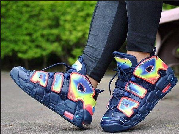 Nike Air More Uptempo mujer