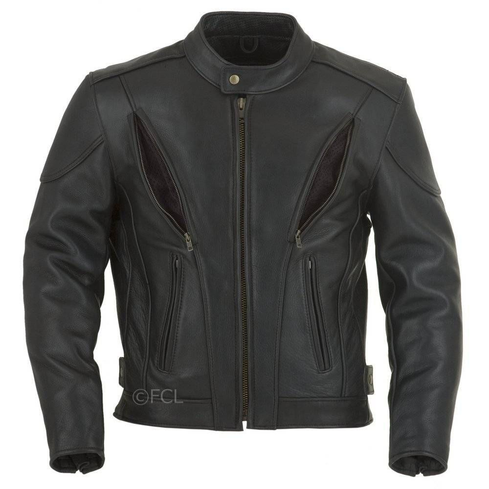 Fox Creek 467 00 The Men S Vented Racing Jacket Is Our Best Selling Leather Motorcycle Jacket Highly Fun Leather Motorcycle Jacket Leather Jacket Jackets