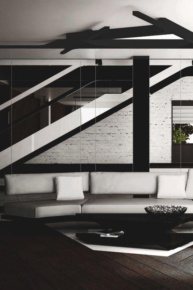 Inspiring Examples Of Minimal Interior Design 5 Interiors - kuche wohnzimmer offen modern