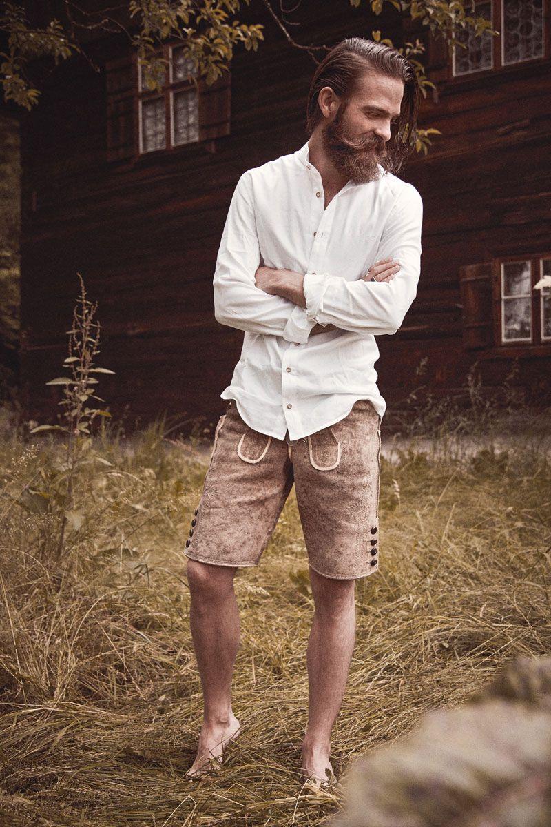 Cocovero Men Lederhosen Und Trachtenhemd Trachten Lederhose Lederhose Trachtenhose