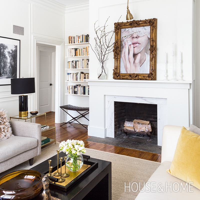 How To Add Modern Style To A Historical Home | Robins, Spaces and ...