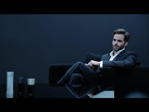 Chris Pine's unforgettable moments - part 1 - Giorgio Armani Parfums