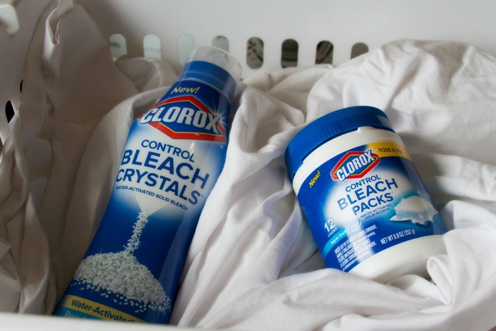 75 Cents off 1 Clorox Control Bleach Crystals
