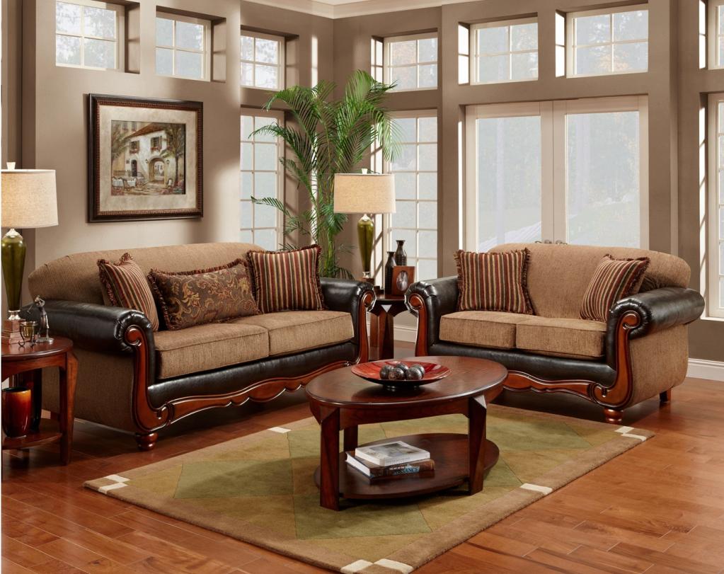 Moderne Wohnzimmer Möbel Sets ohne überladenen Stil | Living rooms ...