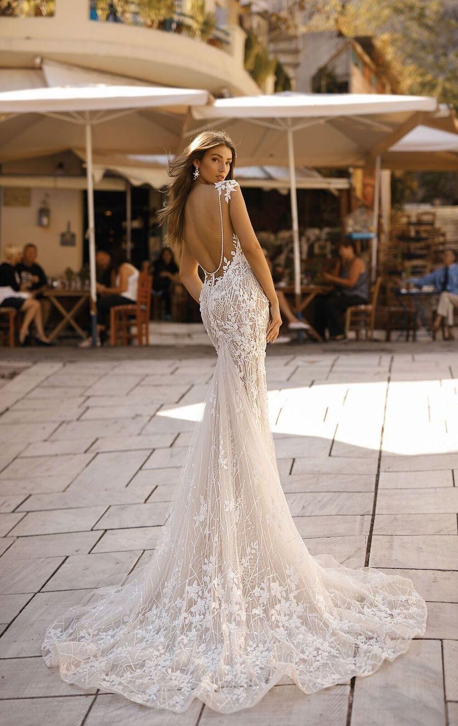 Wedding Dress Inspiration - Berta - MODwedding #bertaweddingdress