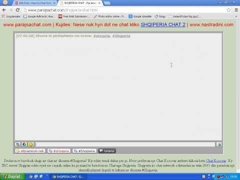 Chat online Albanien