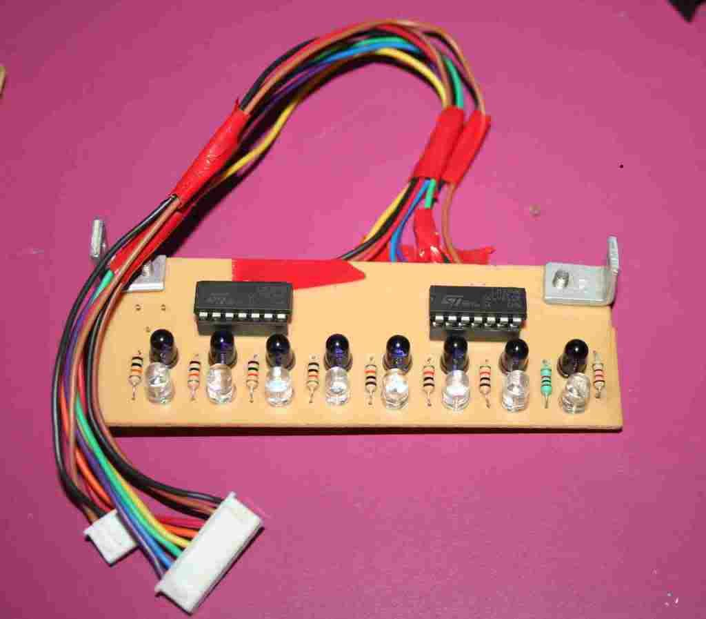 An Advanced Line Following Robot With Pid Control Downloads Piezoelectric Amplifier Circuit Hacked Gadgets Diy Tech Blog Electronics Projects Innovation Design