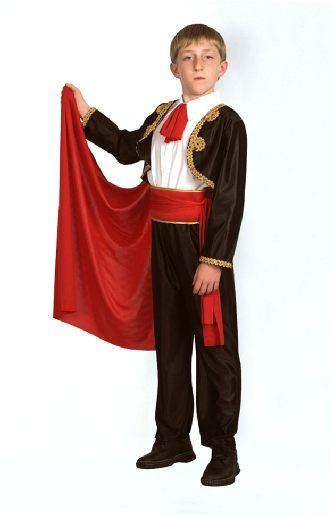 16223ac34 Matador costume for boys - International Day (Spain)