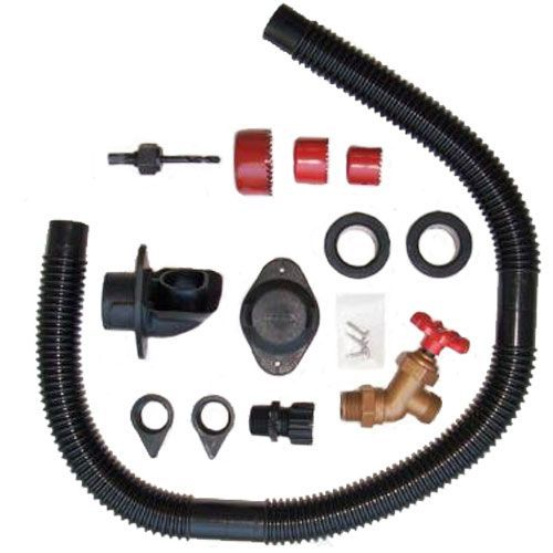 Do It Yourself Rain Barrel Diverter And Parts Kit Rain Barrel Kit Rain Barrel Rain Collection Barrel