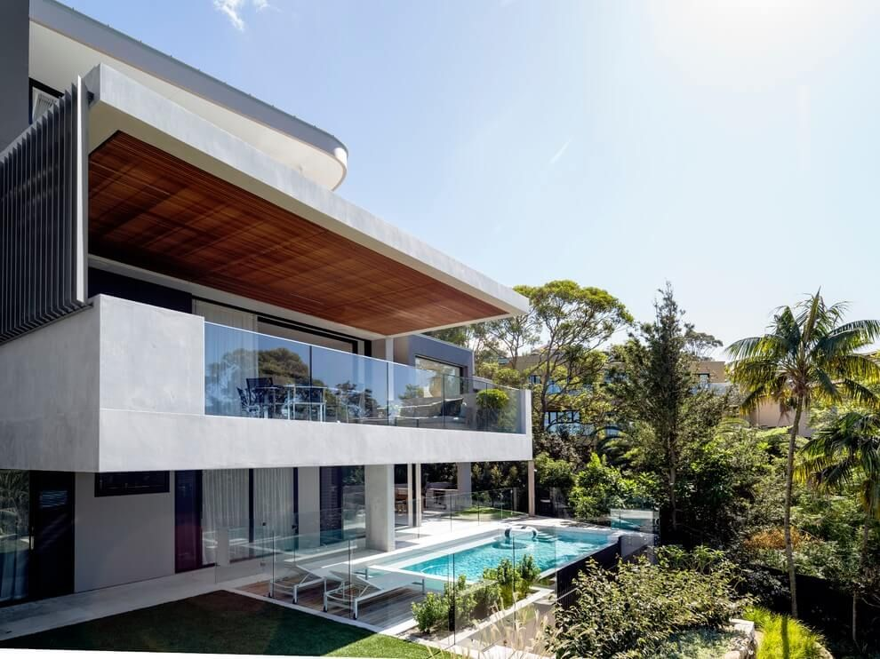 House In Mosman By Corben Architects
