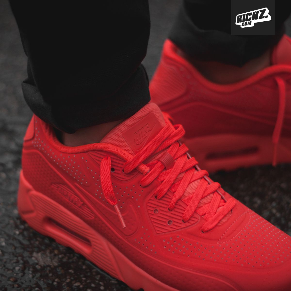nike air max 90 hyperfuse id red bird