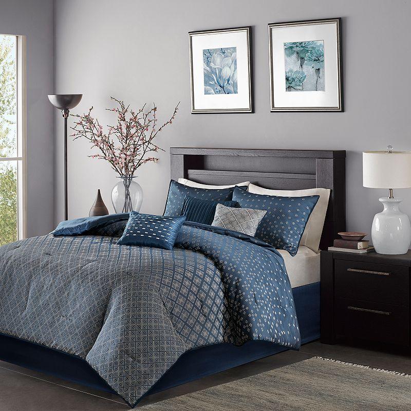 Madison Park 6 Piece Morris Duvet Cover Set Comforter Sets Bedroom Decor Duvet Cover Sets