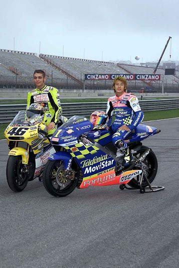 加藤大治郎選手について | Honda Racing | バレンティーノロッシ ...