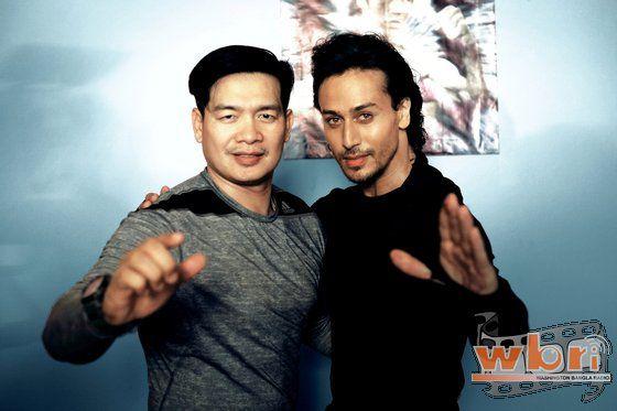 Jackie Shroff's son Tiger Shroff who is currently shooting for the climax of Sajid Nadiadwala's 'Baaghi' in Thailand celebrated his idol, Bruce Lee's birthday on November 27th.  Read more: http://www.washingtonbanglaradio.com/content/115040415-tiger-shroff-celebrates-bruce-lee-birth-anniversary-sets-baaghi-2016-hindi-movie-c#ixzz3sykDG4JY  Via Washington Bangla Radio®  Follow us: @tollywood_CCU on Twitter