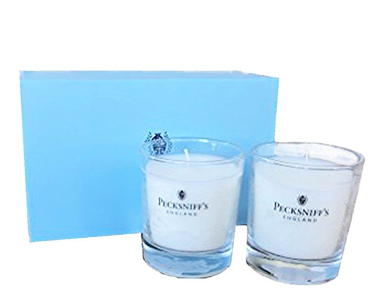 Pecksniffs Gift Sets - Sandalwood and Vanilla Candle Set - These