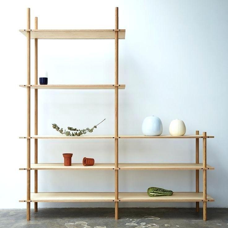 plywood shelves unusual design ideas modular shelving innovative ...