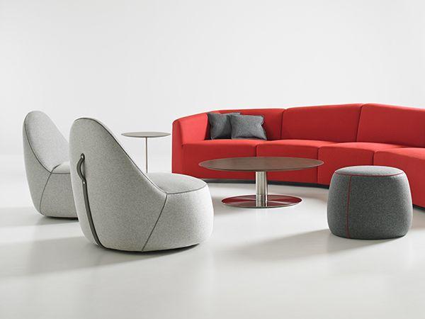 Mitt Chair for Bernhardt Design on Behance | Design ...