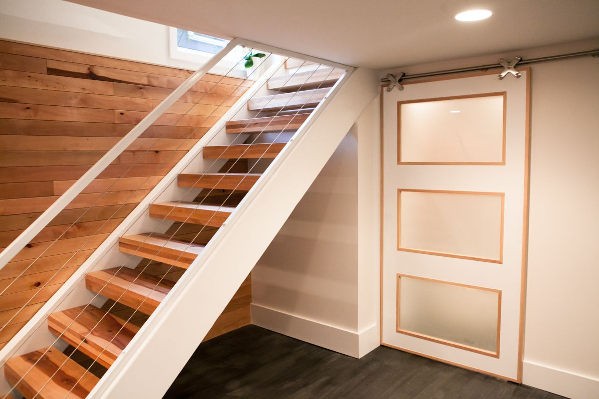 Best Look At These Stair Treads They Re Made Of Locally Grown 400 x 300