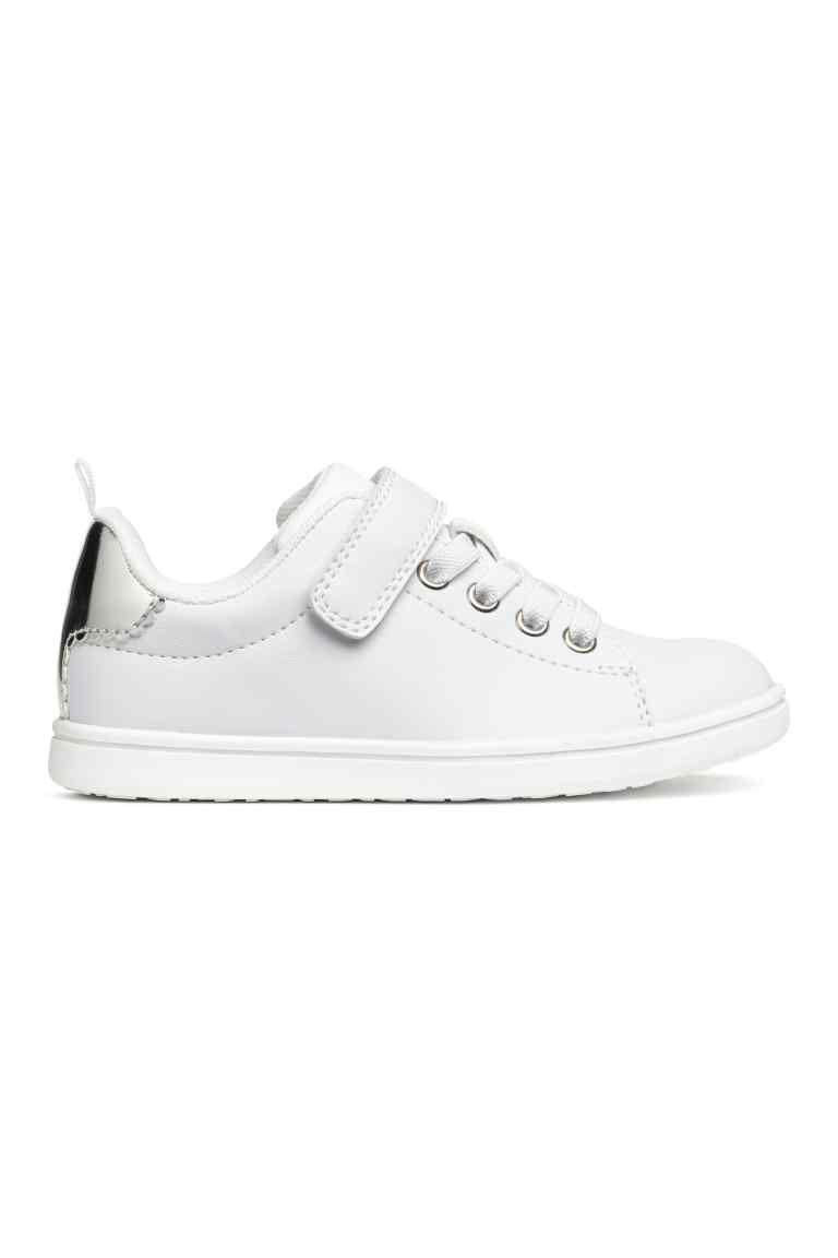 Trainers White Kids H M White Sneaker Sneakers Fashion Online