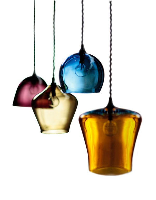 co forest decorations light blown the glass pendant lights hand by for art eclectic