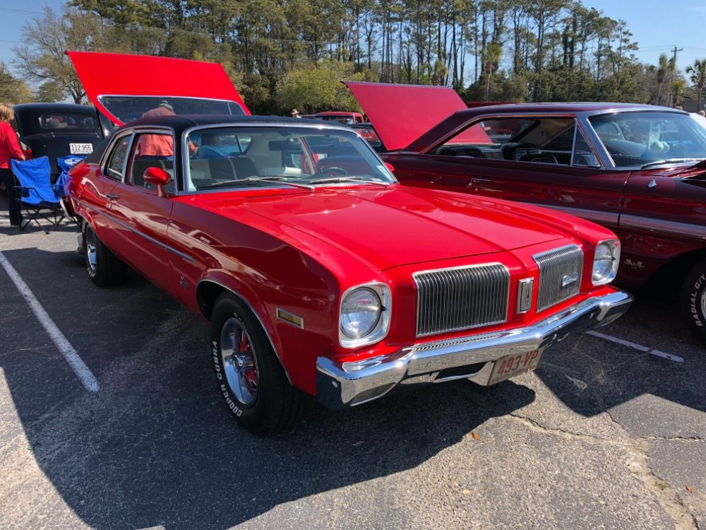 Used 1973 Oldsmobile Omega RARE HATCHBACK CAR FROM SOUTH